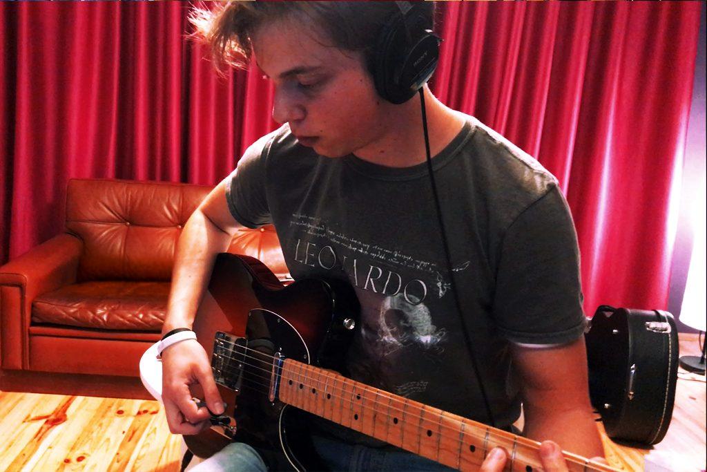 RENEWSOUND звукозаписно студио - сесия Last4Seconds