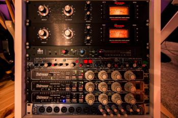 Аудио компресори, 1176, Warm audio, Empirical labs, distressor, dbx,