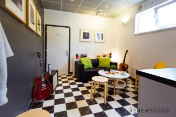 Звукозаписно студио RENEWSOUND - Kitchen