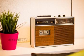 Звукозаписно студио RENEWSOUND - Kitchen, Cassetophone