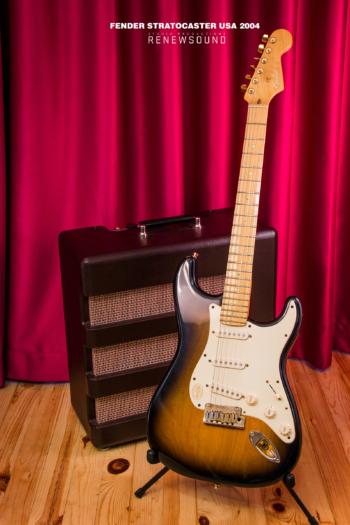 Fender Stratocaster 50th Anniversary