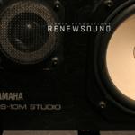 RENEWSOUND звукозаписно студио, Мониторинг - Monitors YAMAHA NS10 Studio