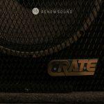 RENEWSOUND audio recording studio in Sofia, Bulgaria - Guitar amp - Crate 1x15 cabinet