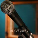 Renewsound Microphones SHURE SM58