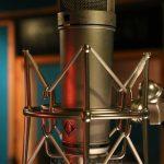 Renewsound Microphones Neumann U87 Silver