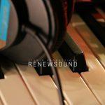 RENEWSOUND Sony Phones on Keyboard