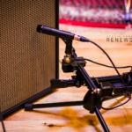 RENEWSOUND audio recording studio in Sofia, Bulgaria - Guitar amp - Fender twin reverb, Fender Super Amp, Dynamount