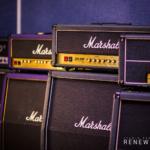 RENEWSOUND audio recording studio in Sofia, Bulgaria - Guitar amp - Marshall, JMP, JCM200,