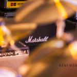 RENEWSOUND audio recording studio in Sofia, Bulgaria - Guitar amp - Marshall JMP, JCM 2000, Anniversary
