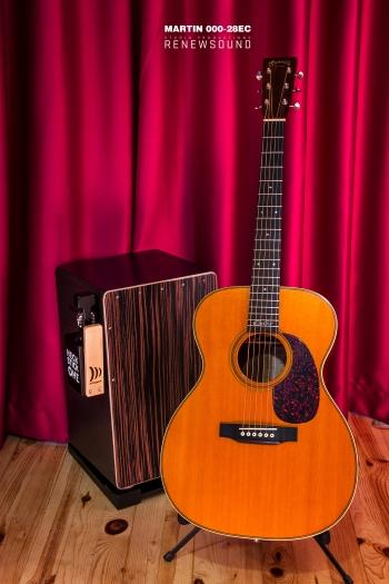 MARTIN 6 strings steel OOO-28EC Eric Clapton signature